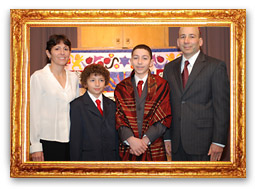 David King Bar Mitzvah Photographer